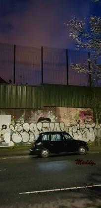 taxi muro